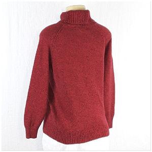 Karen Scott Sweaters - KAREN SCOTT, Turtleneck Sweater Top, size Medium